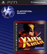 X-Men: The Arcade Game SEN cover (NPEB00464)