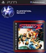 Streets of Rage II SEN cover (NPEB00508)