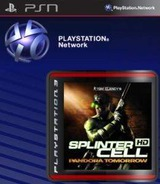Tom Clancy's Splinter Cell HD: Pandora Tomorrow SEN cover (NPEB00528)