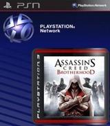 Assassin's Creed: Brotherhood SEN cover (NPEB00600)