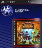 Dungeon Defenders SEN cover (NPEB00652)