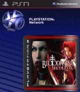 BloodRayne: Betrayal SEN cover (NPEB00716)