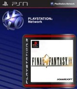 Final Fantasy IX SEN cover (NPEF00071)