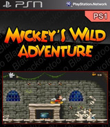 Mickey's Wild Adventure SEN cover (NPEF00203)