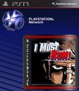 I Must Run! SEN cover (NPEZ00321)