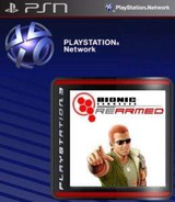 Bionic Commando: Rearmed SEN cover (NPHB00034)