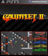 Gauntlet II SEN cover (NPHK80061)