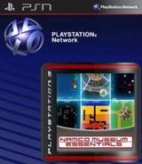 Namco Museum.comm SEN cover (NPJB00012)