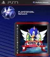 Sonic the Hedgehog 4: Episode I SEN cover (NPJB00035)