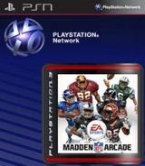 Madden NFL Arcade SEN cover (NPJB00040)