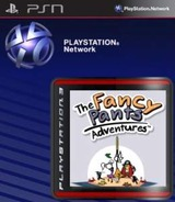 The Fancy Pants Adventures SEN cover (NPJB00113)