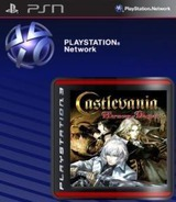 Castlevania: Harmony of Despair SEN cover (NPJB00138)