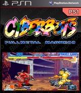 CyberBots: Full Metal Madness SEN cover (NPJJ00510)