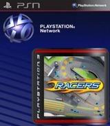 PixelJunk Racers SEN cover (NPUA80100)