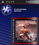 God of War HD SEN cover (NPUA80490)