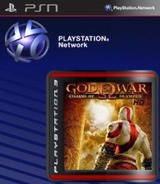 God of War: Chains of Olympus HD SEN cover (NPUA80637)