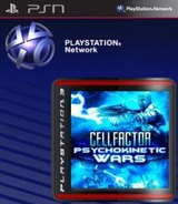 CellFactor: Psychokinetic Wars SEN cover (NPUB30042)