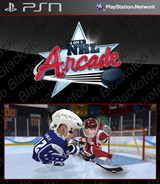 3 on 3 NHL Arcade SEN cover (NPUB30058)