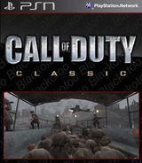 Call of Duty: Classic SEN cover (NPUB30065)
