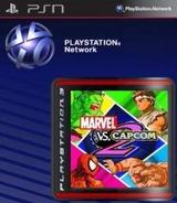 Marvel vs. Capcom 2: New Age of Heroes SEN cover (NPUB30068)