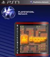 Digger HD SEN cover (NPUB30089)