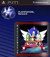 Sonic the Hedgehog 4: Episode I SEN cover (NPUB30127)