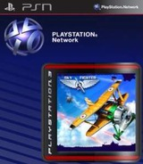 Sky Fighter SEN cover (NPUB30144)