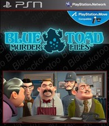 Blue Toad Murder Files: The Mysteries of Little Riddle SEN cover (NPUB30159)