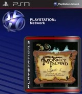 Tales of Monkey Island 1: Launch of the Screaming Narwhal SEN cover (NPUB30283)