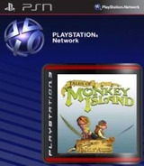Tales of Monkey Island 4: The Trial and Execution of Guybrush Threepwood SEN cover (NPUB30286)