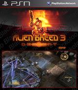 Alien Breed 3: Descent SEN cover (NPUB30336)