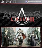 Assassin's Creed II SEN cover (NPUB30423)