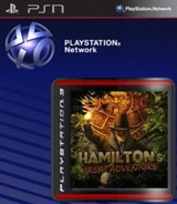 Hamilton's Great Adventure SEN cover (NPUB30458)