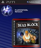 Dead Block SEN cover (NPUB30482)