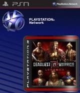 Deadliest Warrior: Legends SEN cover (NPUB30490)