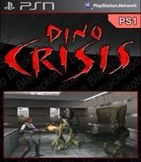 Dino Crisis SEN cover (NPUJ00922)