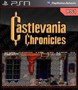 Castlevania Chronicles SEN cover (NPUJ01384)