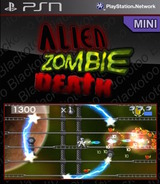Alien Zombie Death SEN cover (NPUZ00069)