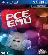PCE Emu Homebrew cover (PCEE00000)