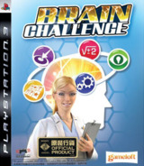 Brain Challenge PS3 cover (BCAS20068)