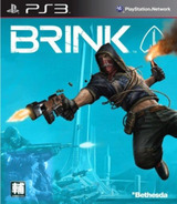 Brink PS3 cover (BCAS20178)