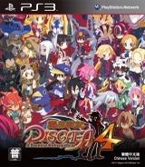 魔界戰記4 PS3 cover (BCAS20185)