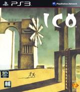 ICO PS3 cover (BCAS20202)