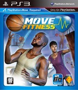 MOVE塑身 PS3 cover (BCAS20219)