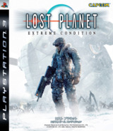Lost Planet: Extreme Condition PS3 cover (BLAS50042)
