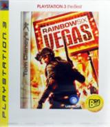 虹彩六號: 拉斯維加斯 (PlayStation 3 the Best) PS3 cover (BLAS50059)