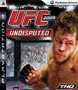 UFC Undisputed 2009 PS3 cover (BLAS50113)