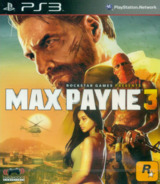Max Payne 3 PS3 cover (BLAS50460)