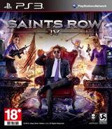 Saints Row IV PS3 cover (BLAS50627)