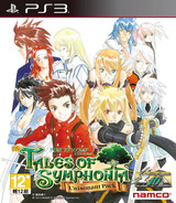 Tales of Symphonia: Unisonant Pack PS3 cover (BLAS50653)